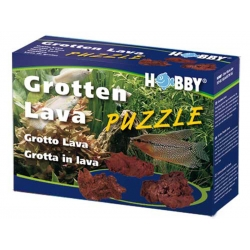 Grotten Lava Puzzle Hobby