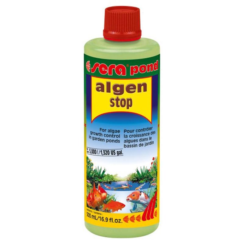 Tratamiento de agua para acuarios pond algen stop animania - Tratamientos de agua ...