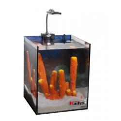 Acuario Nano 10 ltrs. 20x20x25