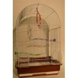 Jaula Pájaros 35 x 28 x 53 cm