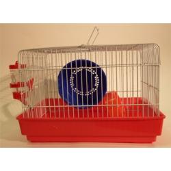 Jaula Hamsters 33 x 23 x 23 cm