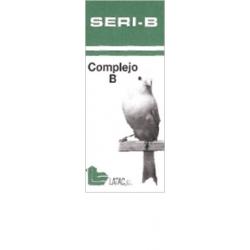 Suplementos Pájaros Vitaminas Seri-B