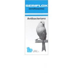 Suplementos Pájaros Antibacteriano Seriflox