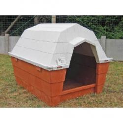 Casa para Perros Ruff Hanz 47x61x53 cm