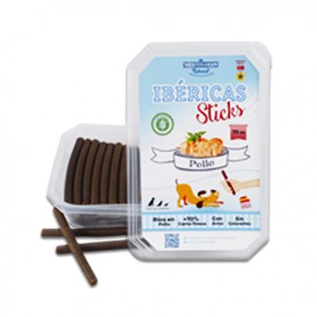 Ibéricas Sticks de Pollo para Perros 900 gr (70 uds)
