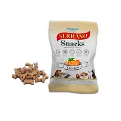 Serrano Snacks Pollo para Perros 100 gr.