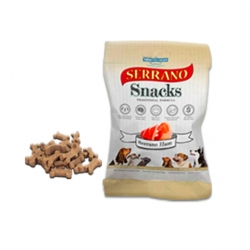 Serrano Snacks Jamón para Perros 100 gr.