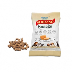 Serrano Snacks Hígado para Perros 100gr.