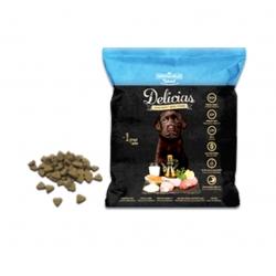 Delicias Dog Food Puppies 800 gr.
