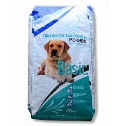 Pienso para Perros Basic 20 Kg.