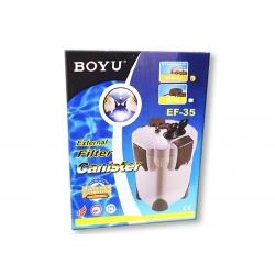 Filtro Exterior para Acuarios BOYU EFU- Lámpara Germicida