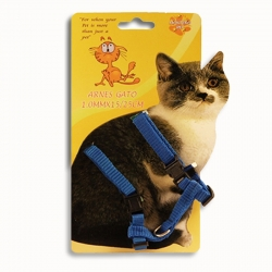 Arnés para Gatos Extensible