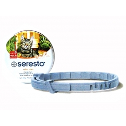 Collar SERESTO Antiparásitos para Gatos