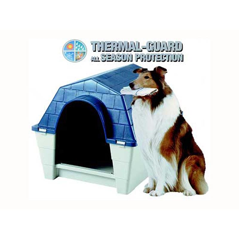 Caseta para perros thermal animania for Casetas para perros bricomart